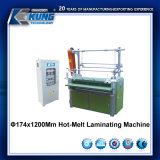 Première machine de vente de laminage de courroie de maille pour le composé matériel