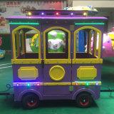 Treno non cingolato di vendita del campo da giuoco della strumentazione del giocattolo caldo dei bambini per intrattenimento dei bambini (TL03)