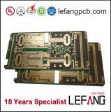 доска PCB 1.6mm двойная, котор встали на сторону для бытовой электроники