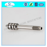 Précision d'usinage CNC Traitement mécanique de l'acier Partie pièce de rechange en acier