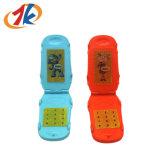 Het plastic MiniStuk speelgoed van de Telefoon van de niet-Functie van de Vorm van de Auto Mobiele