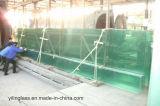 La chaleur en verre feuilleté pour mur Clading Strengthed