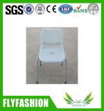 Venta caliente Jardín silla silla de metal de la pila de plástico