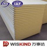 Pannello a sandwich di disegno ENV /PU/Polyurethane della parete o del tetto