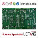 PWB de alta freqüência da placa de circuito impresso para o dispositivo de comunicação