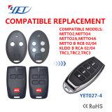 Telecomando compatibile senza fili di Bft Mitto2 Mitto4 Rcb02/04 per il portello del garage