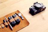 Lapiceros lápices accesorios de electrónica de las claves del organizador de rodillo de soporte de cables de envoltura