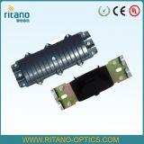 Encierro común óptico plástico de fibra de la bóveda