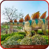Dinosaurier-Abenteuer-Zeit-Steuerdinosaurier-Park