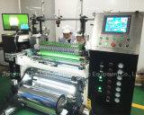 Fácil de operar la película de condensador de forma de onda de la máquina de corte longitudinal corte