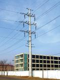 электрическая башня стальной трубы 750kv