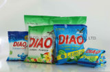 Polvere della lavanderia di marca di Diao con gomma piuma ricca