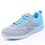 El deporte modificado para requisitos particulares de las mujeres de la alta calidad calza los zapatos de la zapatilla de deporte del patín (GL1216-7)