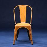 Подгонянный металл различных цветов промышленный обедая стул (SP-MC035)