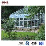Функциональный и красивейший стеклянный Sunroom сада