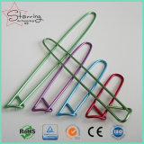 Держатели стежком крючком иглы вязания крючком оптового алюминия с 5 размерами