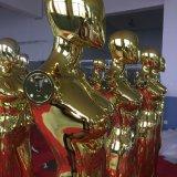 6 metros de plástico cromado manequim feminino manequim manequim banhados a ouro