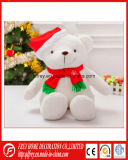 Ce de juguetes de Navidad de oso de peluche, renos