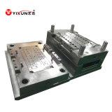 OEM/ODM Einspritzung schielt Kontaktbuchse-Anschluss-Plastikwand-Kontaktbuchse-Form
