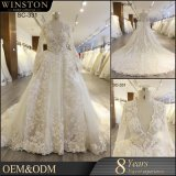 Commerce de gros pas cher robe de mariée robe de mariage mode 2018