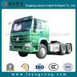 Caminhão do trator de Sinotruk HOWO 371HP 10wheeler