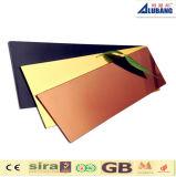 il PE/PVDF ASP di 4mm riveste il fornitore di /China di comitati compositi di alluminio