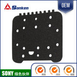 Резиновые подушки клейкой абсорбирующей прокладки для электрических устройств