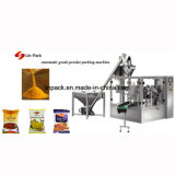 Wenzhouの食糧のための陽気なSino粉のPremadeの袋の包装機械