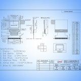 0.66インチ64*48 OLEDの表示極めて薄いLCDスクリーン