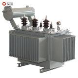 315kVA 3段階のオイルによって浸される分布の変圧器