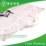 Foldableウェディングドレスの洗濯メンズスーツカバー非編まれた衣装袋をリサイクルしなさい