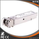 優れた互換性のある1000BASE-CWDM SFP 1270nm-1610nm 80kmのファイバーのモジュール