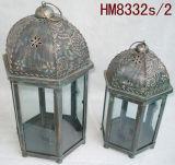 El hierro Candleholder (HM8332s/2)
