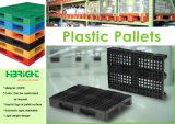 Solas paletas plásticas laterales con 3 barras horizontales