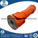 Acoplador universal del eje de cardán de la serie de SWC con el diámetro 550m m del borde para el laminador