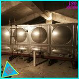 De populaire Rang die van het Voedsel van het Type de Tank van het Water van Roestvrij staal 304 316 lassen