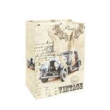 Flocage sac de papier de haute qualité avec ruban de coton de la poignée