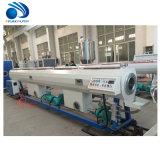 De HDPE de PP PVC tubo corrugado de parede dupla máquina de extrusão