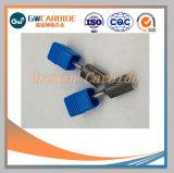 En carbure monobloc bavures rotatif pour la découpe CNC