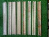 Оформление темного цвета линии строительных материалов мрамора (800*200)