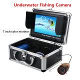 "30m는 7마리의 "" TFT LCD 비데오 카메라 시스템 물고기 측정기 HD 600TV 수중 사진기를 일렬로 세운다"