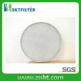 Cartouche filtrante ronde de HEPA pour l'épurateur d'air
