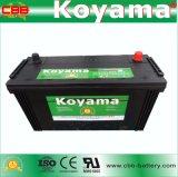 N100-MF 12V100Ah batería de almacenamiento para Coche