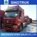 De Prijs van de Vrachtwagen van China voor de Hoofden van de Tractor HOWO van Sinotruck 371HP