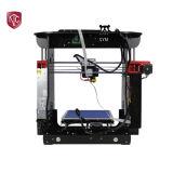 2017 de Nieuwe 3D Printer van het Kader van de Stijl Multicoloured