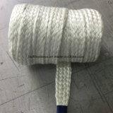 Câble d'isolation thermique en fibre de verre tressée manchon de protection de flexible