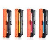 Ce270A 271 a 272 a 273 Toners compatibles para impresora HP Laserjet CP5525 Cartucho de tóner