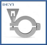 Les mesures sanitaires SS304 Collier en acier inoxydable avec virole (DY-C04)