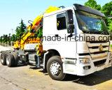 HOWO 8-12 tonnellate di gru montata camion