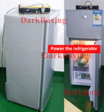 Côté Emergency de pouvoir de lampe de Tableau de chargeur de téléphone cellulaire avec la batterie rechargeable 35000/60000mAh